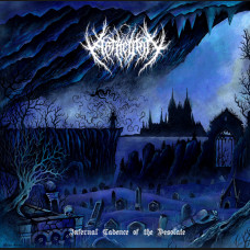 "Arthedain  - ""Infernal Cadence of the Desolate"" DigiPak CD"