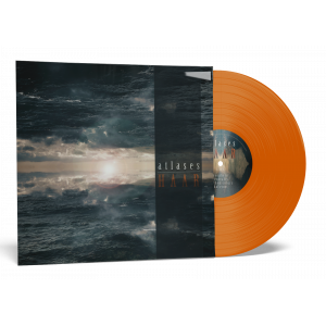 "Atlases - ""HAAR"" Vinyl LP orange [lim.]"