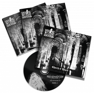 "Burial In The Woods - ""Church of Dagon"" DigiPak CD"