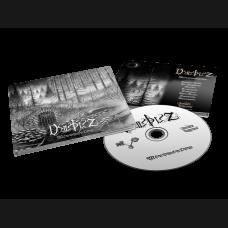 """Dauþuz - """"MONVMENTVM"""" DigiPak CD"""