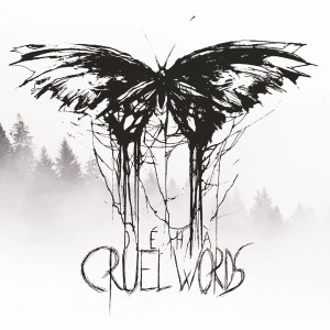 "Déhà - ""Cruel Words"" DigiPak CD"
