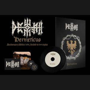 "Dewfall - ""Hermeticus"" Anniversary Edition CD (lim.)"