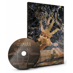 "Disamara - ""Notturna è la quiete"" A5-Digipak Special Edition CD [lim.]"