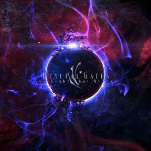 "Fractal Gates - ""The Light That Shines"" DigiPak CD"