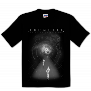 "FROMHELL ""Gravitation"" Shirt"
