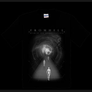 "FROMHELL ""Gravitation"" Shirt"