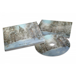 "Grima - ""Will of the Primordial"" DigiPak CD"