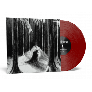 "Havukruunu - ""Havulinnaan"" Vinyl LP oxblood red [lim.]"