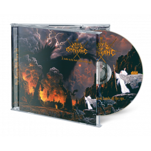 "Keys of Orthanc - ""A battle in the dark lands of the eye..."" Jewelcase CD"