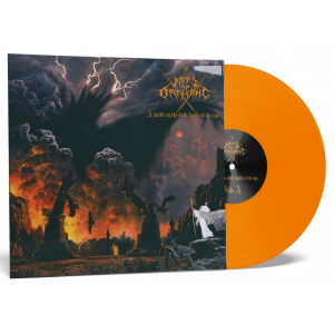 "Keys of Orthanc - ""A battle in the dark lands of the eye..."" Vinyl LP orange [lim.]"