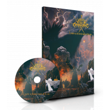 "Keys of Orthanc - ""A battle in the dark lands of the eye..."" A5-DigiPak CD [lim.]"
