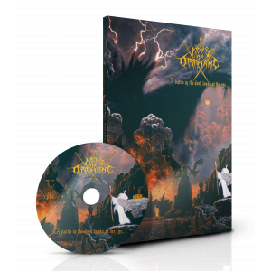 "Keys of Orthanc - ""A battle in the dark lands of the eye..."" A5-DigiPak CD [lim.]"