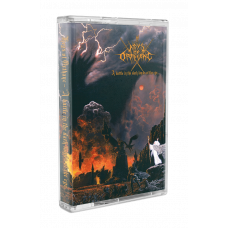"""Keys of Orthanc - """"A battle in the dark lands of the eye..."""" Cassette [lim.]"""