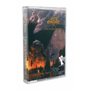 "Keys of Orthanc - ""A battle in the dark lands of the eye..."" Cassette [lim.]"