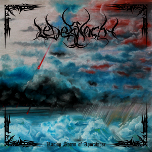 "Lebensnacht - ""Raging Storm of Apocalypse"" Jewelcase CD"