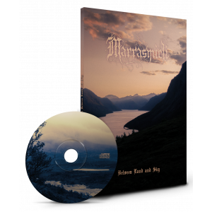 "Marrasmieli - ""Between Land and Sky"" A5-DigiPak CD [lim.]"