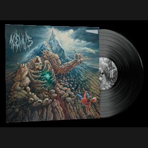 """Nemus - """"Stein - Mensch"""" Vinyl LP black [lim.]"""