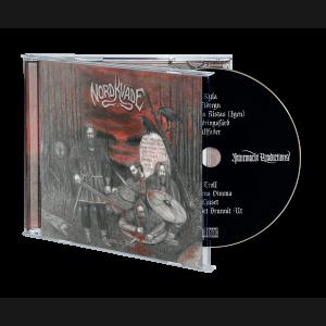 "Nordkväde - ""Visdom & Makt"" Jewelcase CD"