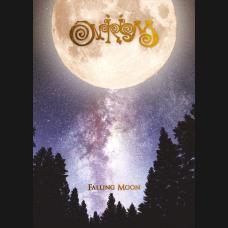 "Onirism - ""Falling Moon"" lim. A5 DigiPak CD"