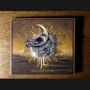 """Jari Lindholm - """"Trajectories"""" DigiPak CD"""