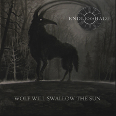 "Endlesshade - ""Wolf Will Swallow The Sun"" Jewelcase CD"