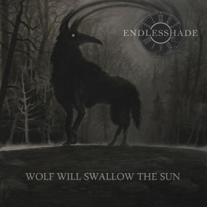 """Endlesshade - """"Wolf Will Swallow The Sun"""" Jewelcase CD"""