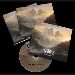 "Ovnev - ""Transpiration"" DigiPak CD"