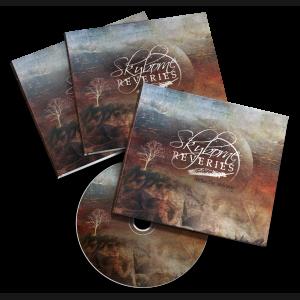 """Skyborne Reveries - """"Utterly Away"""" DigiPak CD"""