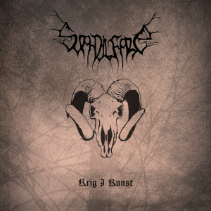 "Svadilfare – ""Krig I Kunst"" DigiPak CD"
