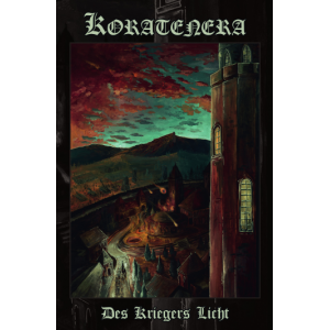 """Koratenera Band 1 - """"Des Kriegers Licht"""" BOOK"""