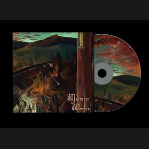 """Wanderer of Worlds - """"Des Kriegers Licht"""" CDR [lim.]"""