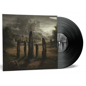 "Helgafell - ""The Voice of Withered Stone"" VINYL LP black [lim.]"