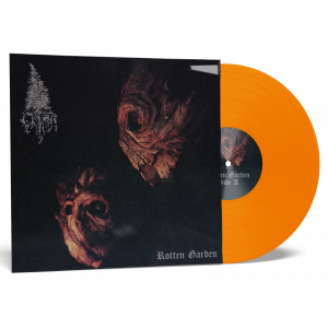 "Grima - ""Rotten Garden"" Vinyl LP orange (2nd press)"