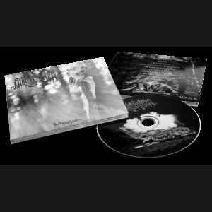 """Svältvinter - """"Hädangången"""" DigiPak CD"""