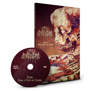 "Miasmata - ""Unlight: Songs of Earth and Atrophy"" A5-DigiPak CD [lim.]"