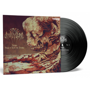 "Miasmata - ""Unlight: Songs of Earth and Atrophy"" Vinyl LP black [lim.]"