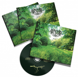 "Ande - ""Bos"" DigiPak CD"
