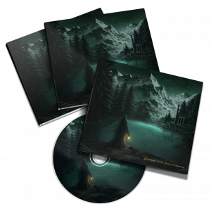"Firienholt - ""By the Waters of Awakening"" DigiPak CD"