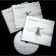 "The Nightly Disease - ""Delicate White Sound"" 6-Panel DigiPak CD"