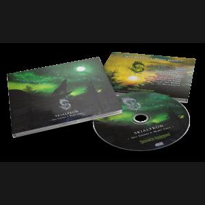 """Skialykon - """"Aura Kósmos I: Madre Notte"""" DigiPak CD"""