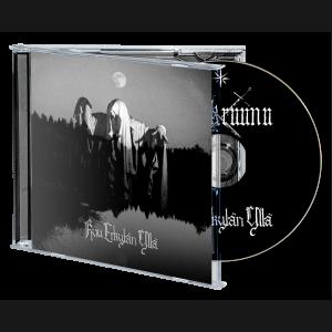 """Havukruunu - """"Kuu Erkylän Yllä"""" Jewelcase CD"""