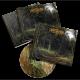 """The Wolf Garden - """"Woven of Serpent's Spines"""" DigiPak CD"""