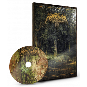 """The Wolf Garden - """"Woven of Serpent's Spines"""" A5-DigiPak CD [lim.]"""