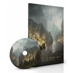 """Archana - """"In The Hall Of Relics"""" A5-DigiPak CD [lim.]"""