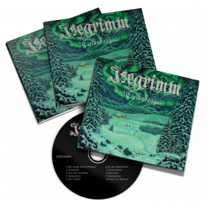 "Isegrimm - ""Eislandsaga"" 6-Panel DigiPak CD"
