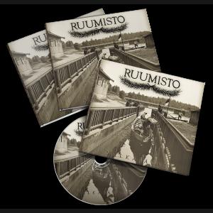 "Ruumisto - ""Nälkäjärvi"" DigiPak CD"