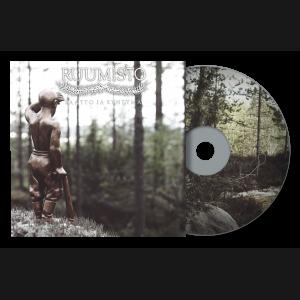 """Ruumisto - """"Saatto ja syntymä"""" CD"""