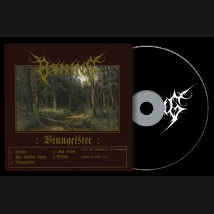 "Osning - ""Hamaland/Venngeister"" Demo CD"