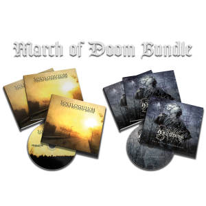 March of Doom CD Bundle: Soliloquium + Down of Ouroboros