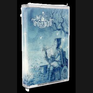 """Trova de Lid - """"Elemental"""" Cassette transparent blue [lim.]"""